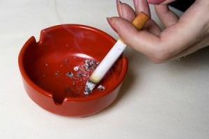 Cigarette Smoke Odors