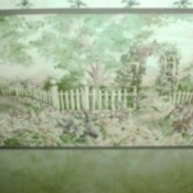Discontinued Imperial Wallpaper