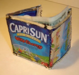 Capri Sun Wallet