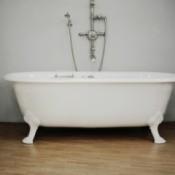Porcelain Clawfoot Tub