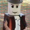 LEGO Indiana Jones, homemade costume.