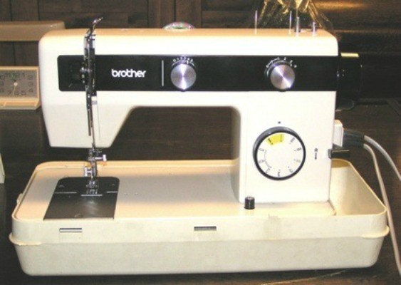 Brother Sewing Machine Manuals ThriftyFun Classy Vintage Brother Sewing Machine Manual