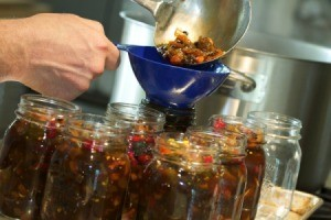canning preserves