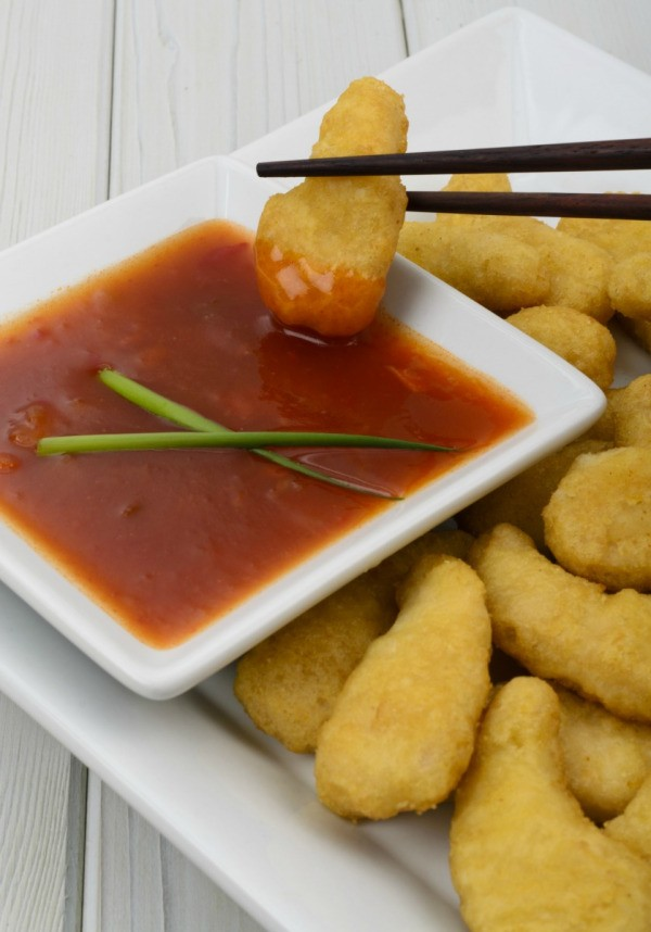 Share asian or oriental dipping sauce
