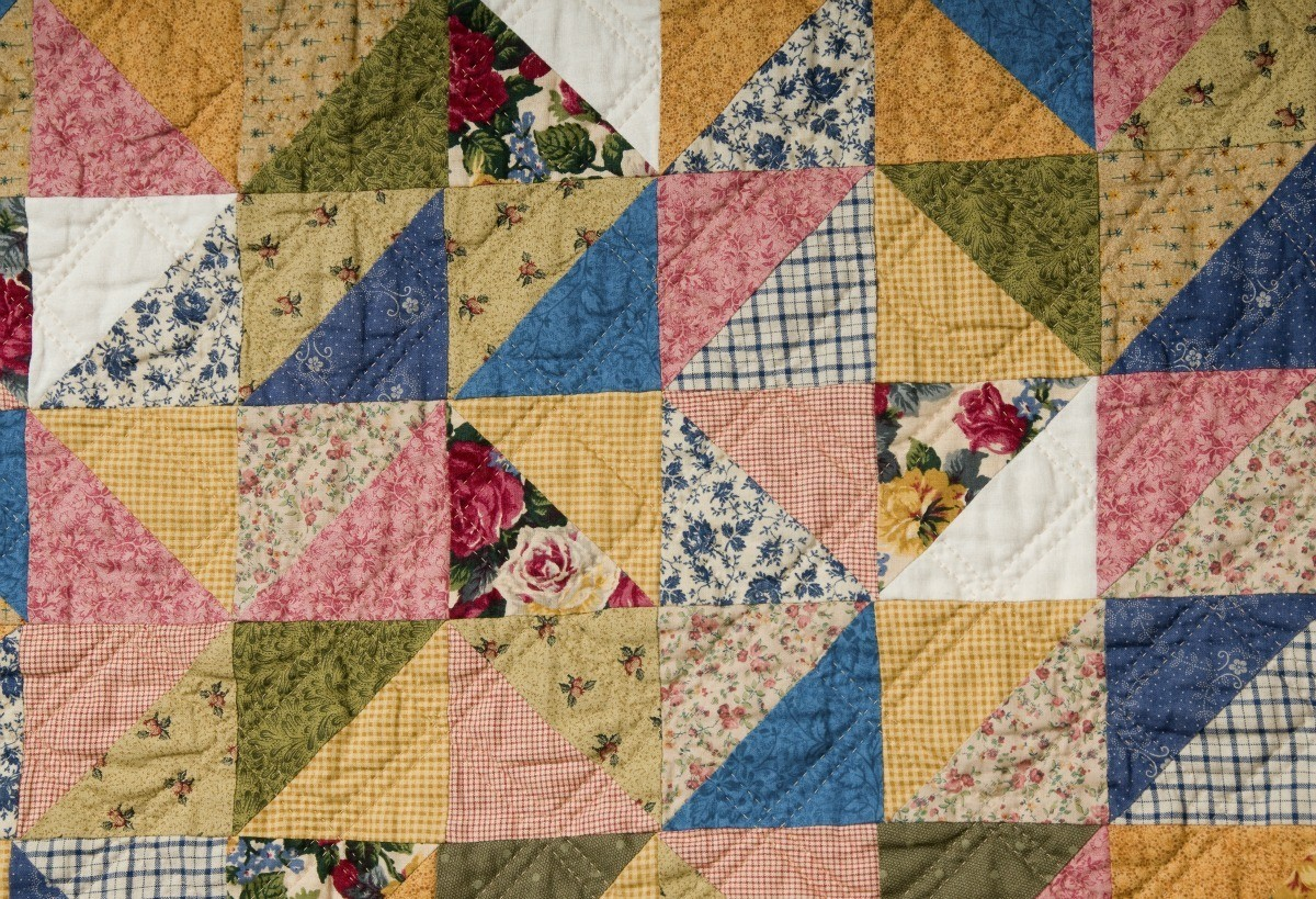 Removing Stains on Antique and Vintage Quilts