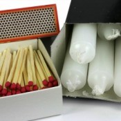 Candles and Matches