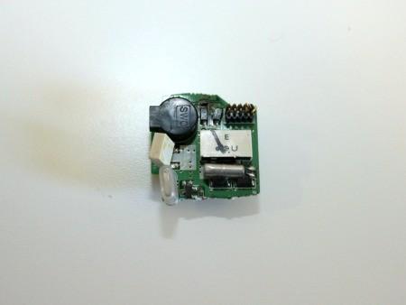 circuit board piece