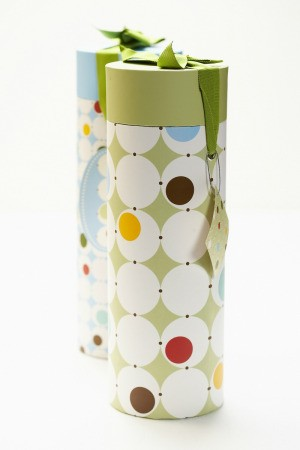 Cylindrical Gift
