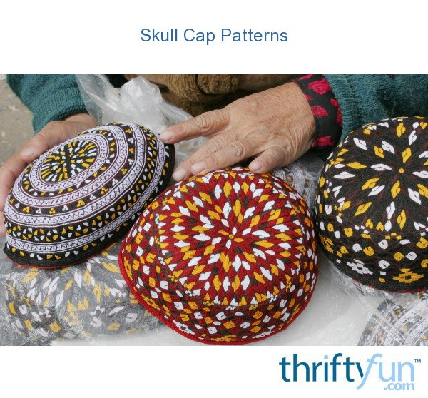 Skull Cap Patterns