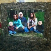 Crafts Using Picture Frames