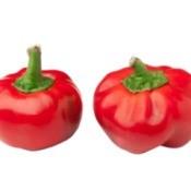 Pimentos, Cherry Peppers