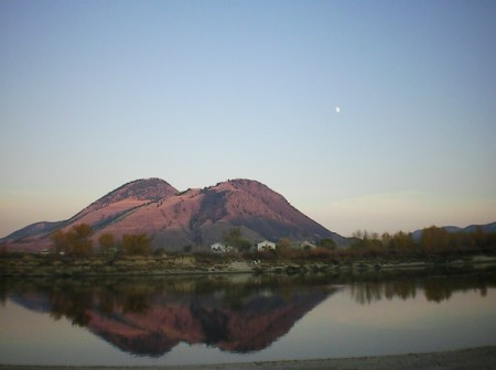 Mount Peter and Mount Paul