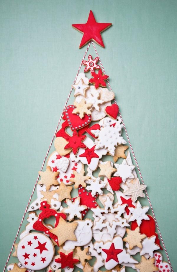 alternatives to having a christmas tree