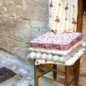 Making Chair Cushions
