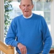 Man With Parkinson's Disease