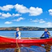 Using a Canoe
