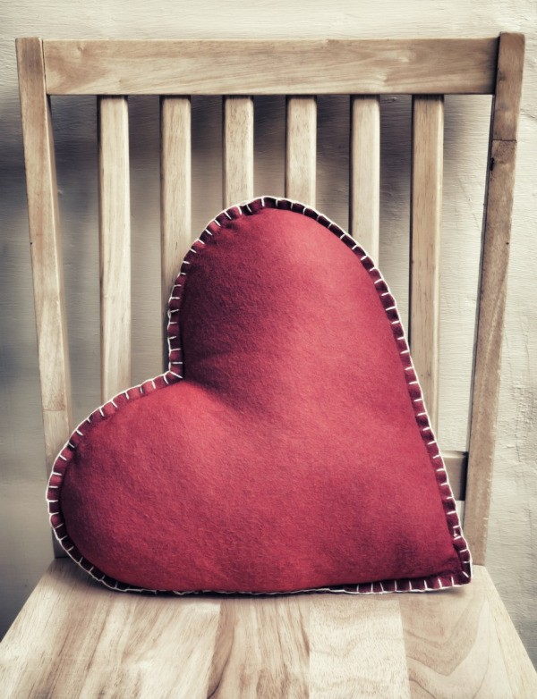 Heart Shaped Craft Ideas Thriftyfun