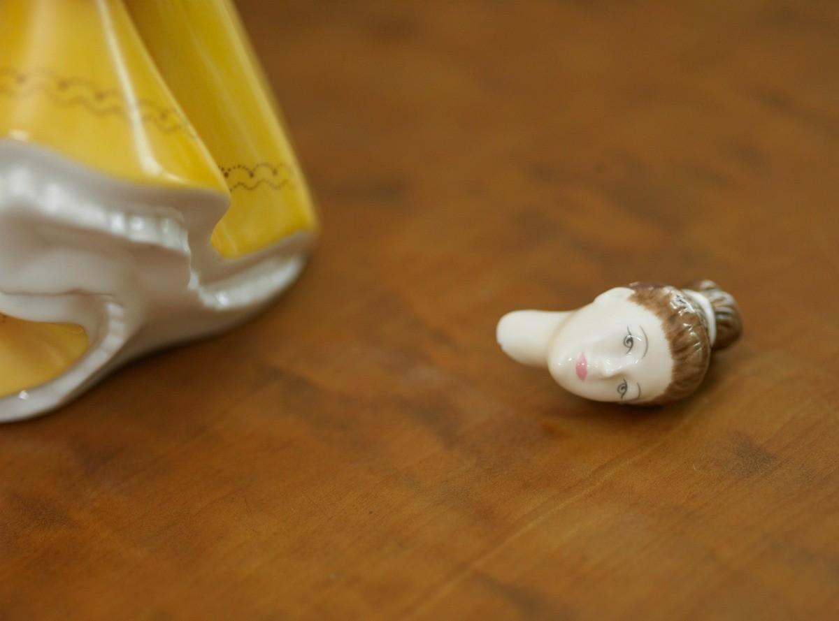 Repairing Broken Porcelain Dolls and Figurines  ThriftyFun