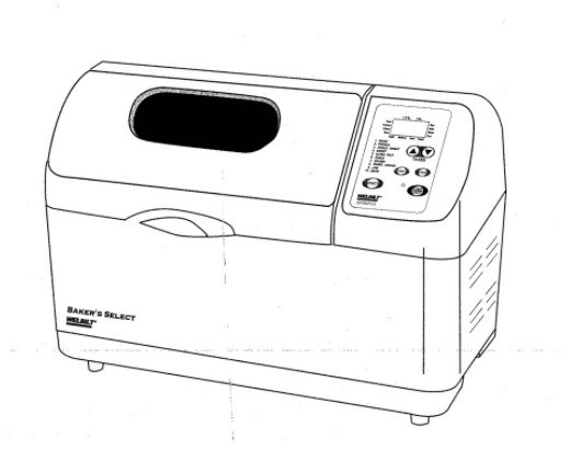 Finding Welbilt Bread Machine Manuals Thriftyfun