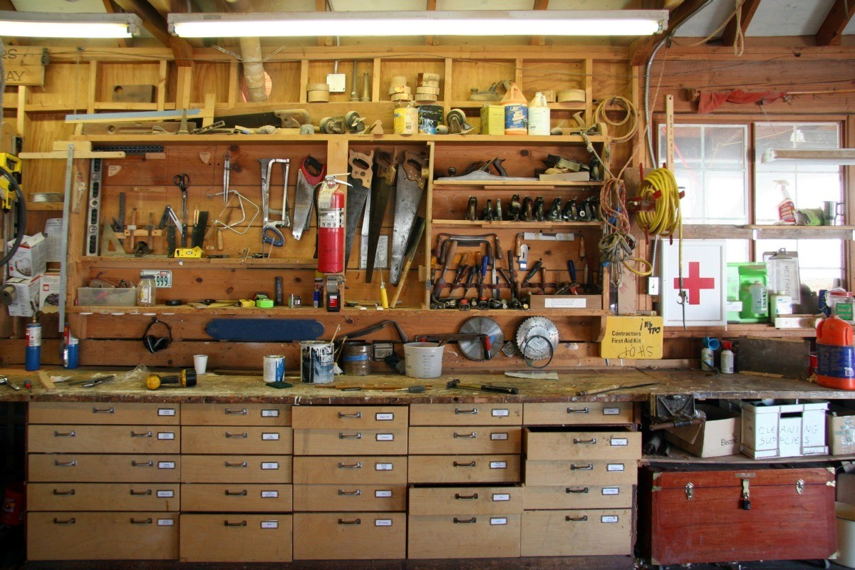 Organizing Your Workshop Thriftyfun