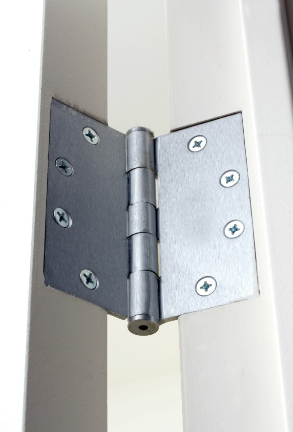 Etonnant Fixing Loose Door Hinges