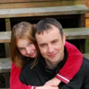 daughter and step dad