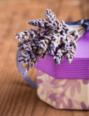 lavender gift box