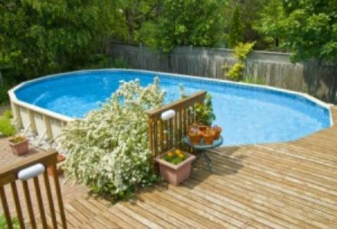 Winterizing an Above Ground Pool | ThriftyFun