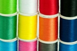 Organizing Sewing Thread