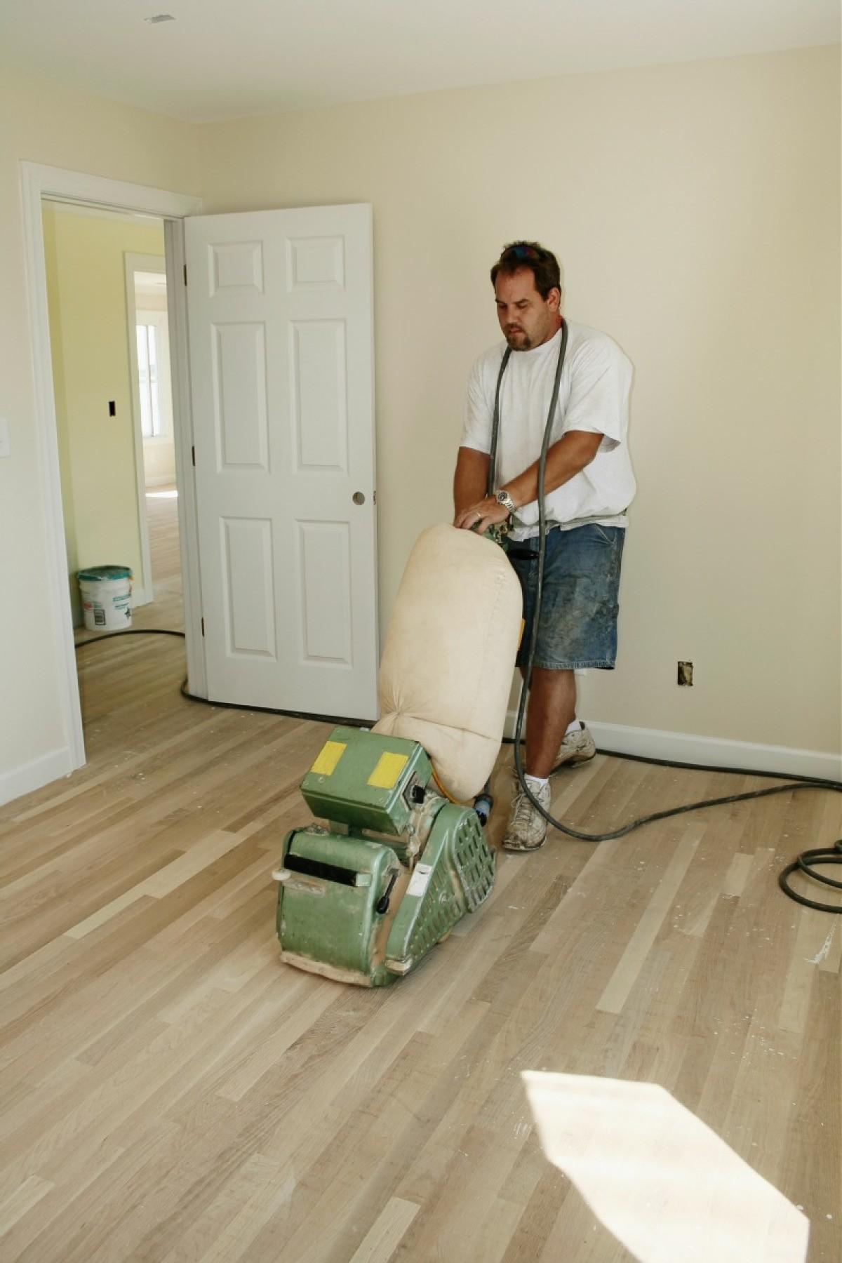 Refinishing Hardwood Floors | ThriftyFun