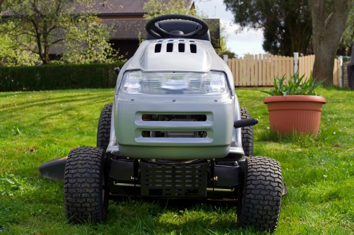 how can you get the lawn mowed when the battery won't hold a charge?  perhaps a bit of troubleshooting will help you discover the cause and make  repairs