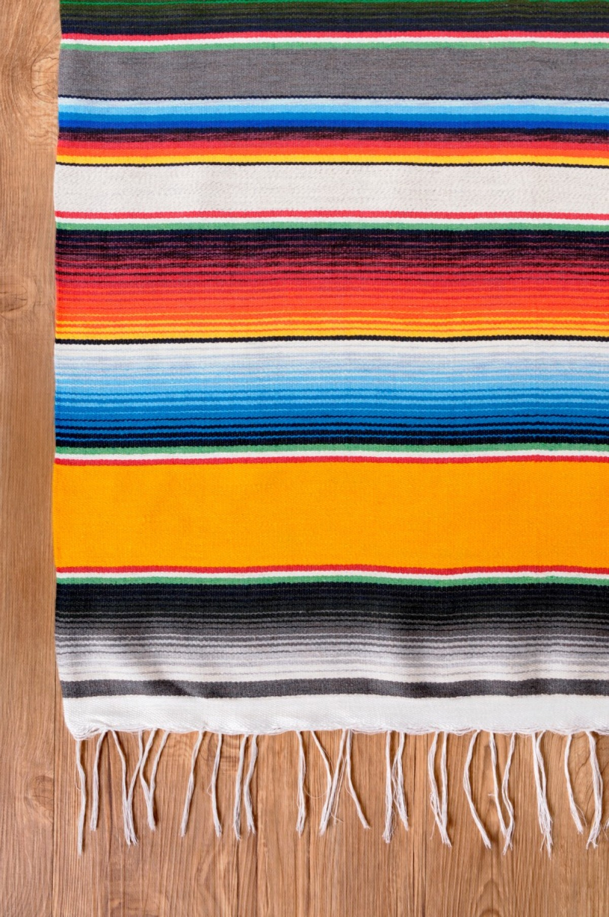 Cleaning A Serape Blanket Thriftyfun