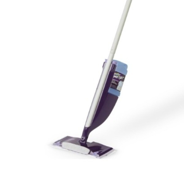 how to take cap off swiffer wet jet
