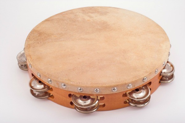 Recovering A Tambourine Thriftyfun