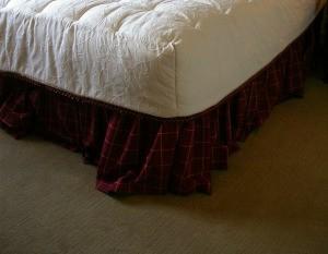 Plaid Bedskirt