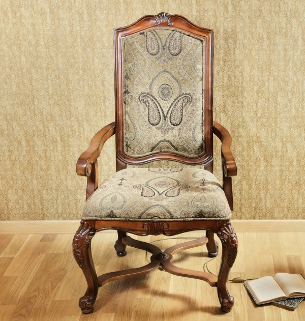 Repairing Antique Upholstered Furniture - Repairing Antique Upholstered Furniture ThriftyFun
