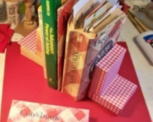 Making Bookends