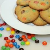 m&m cookies 2