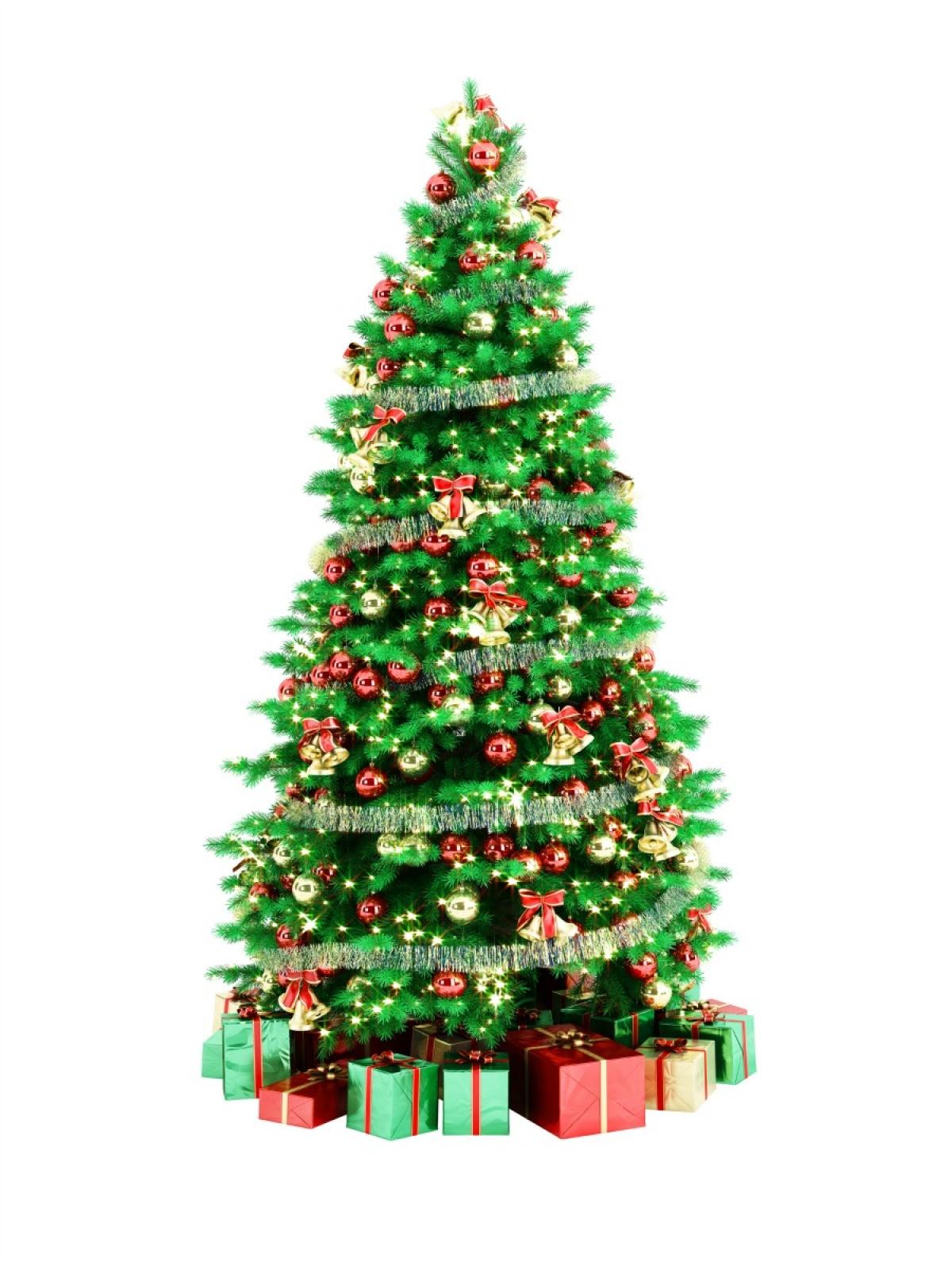 Setting Up A Pre Lit Christmas Tree