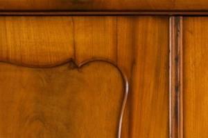Mahogany Cabinet Door