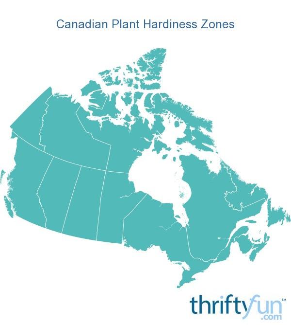 Canadian Plant Hardiness Zones?