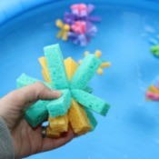 Sponge Splash Balls