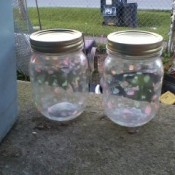 Fireflies in a Jar Craft