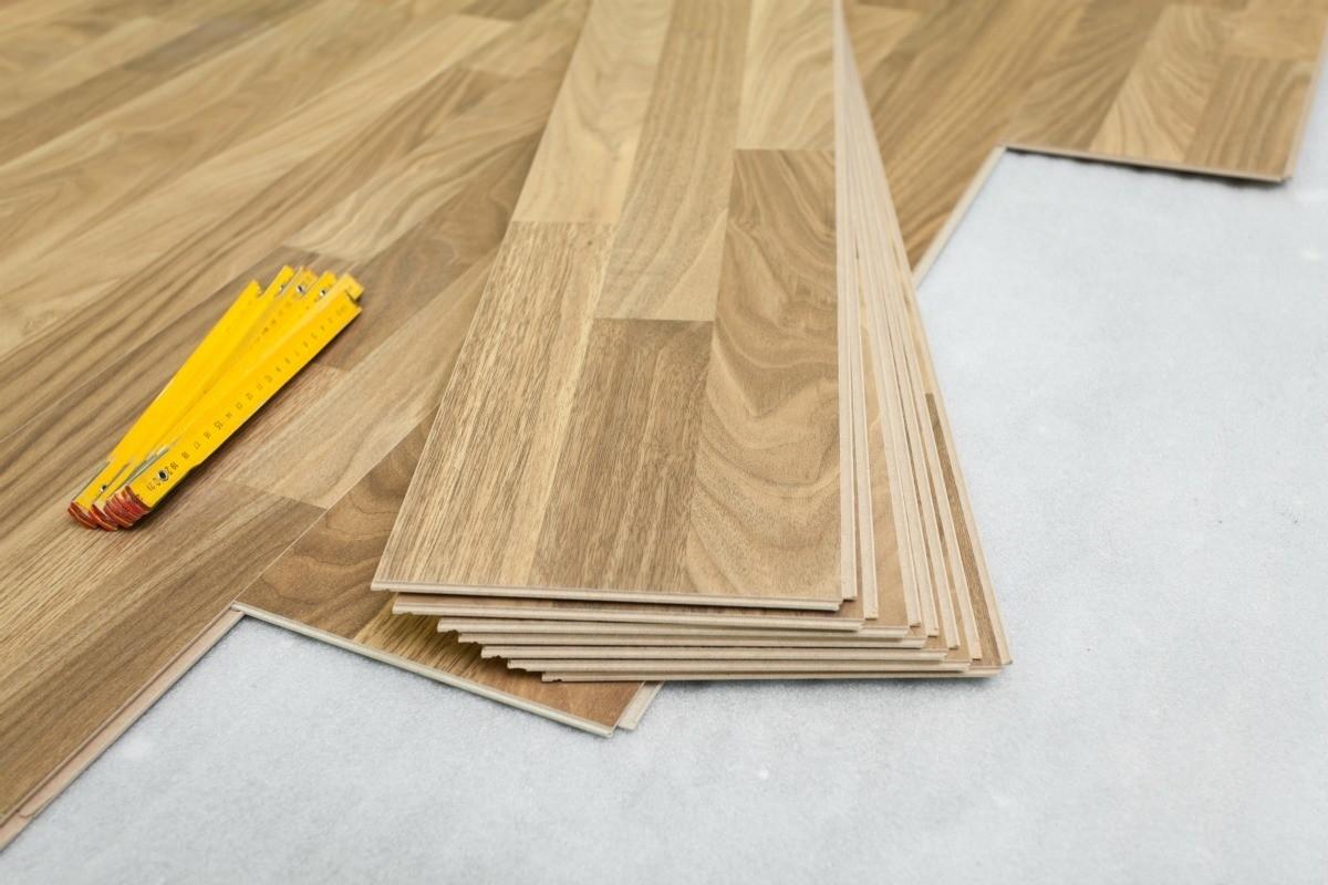Installing Laminate Flooring Thriftyfun