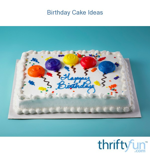 Swell Birthday Cake Ideas Thriftyfun Personalised Birthday Cards Sponlily Jamesorg