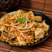 Slow Cooker Chicken Chow Mein