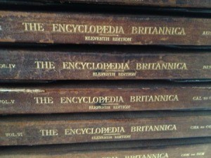 Encyclopedia Britannica Encyclopedias