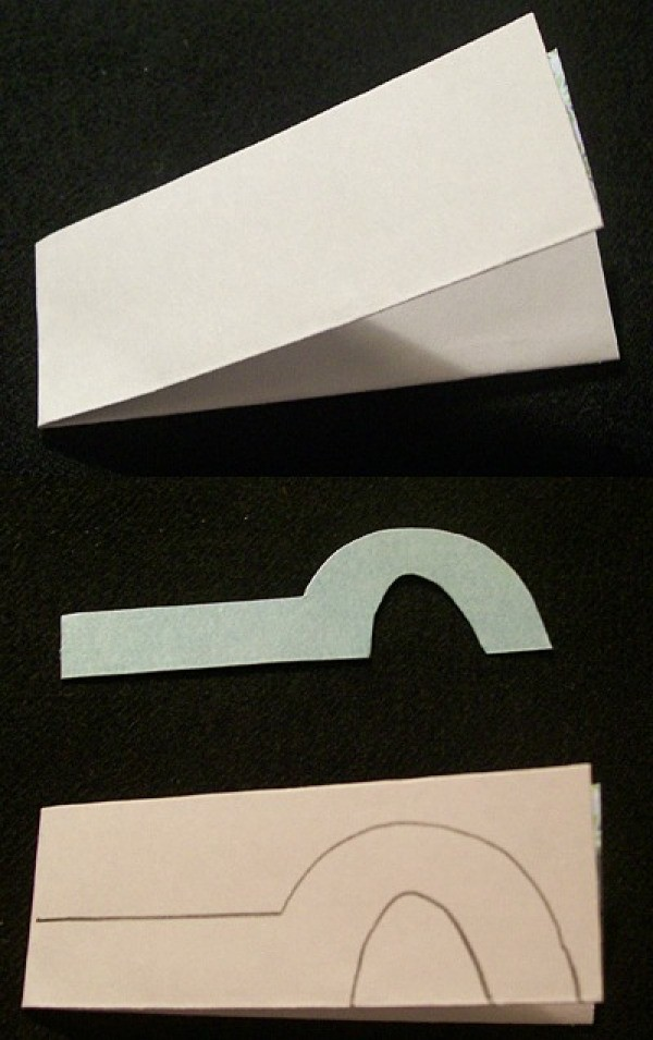 Simple Paper Chain