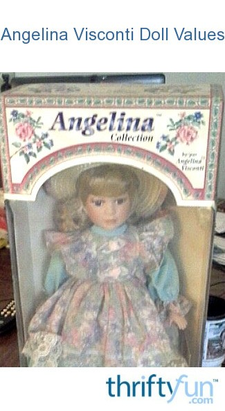 Finding Values Of Angelina Visconti Porcelain Dolls