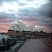 Opera House in the Afternoon (Sydney, Australia)
